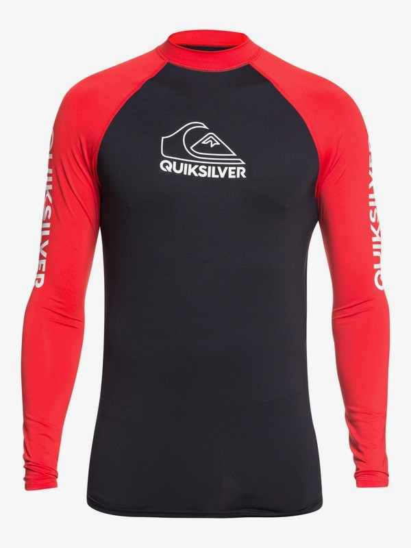 On Tour - Long Sleeve UPF 50 Rash Vest  EQYWR03242