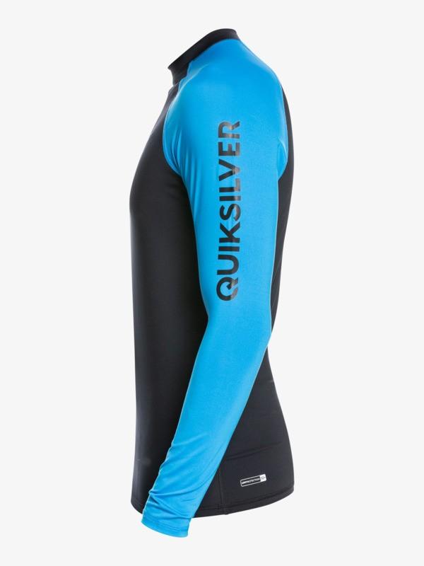 On Tour - Long Sleeve UPF 50 Rash Vest  EQYWR03242