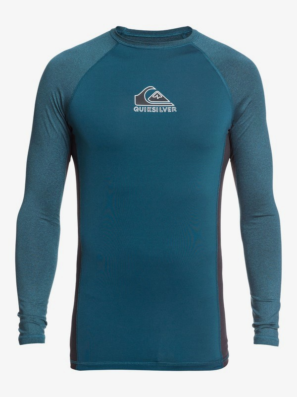 Backwash - Long Sleeve UPF 50 Rash Vest  EQYWR03243