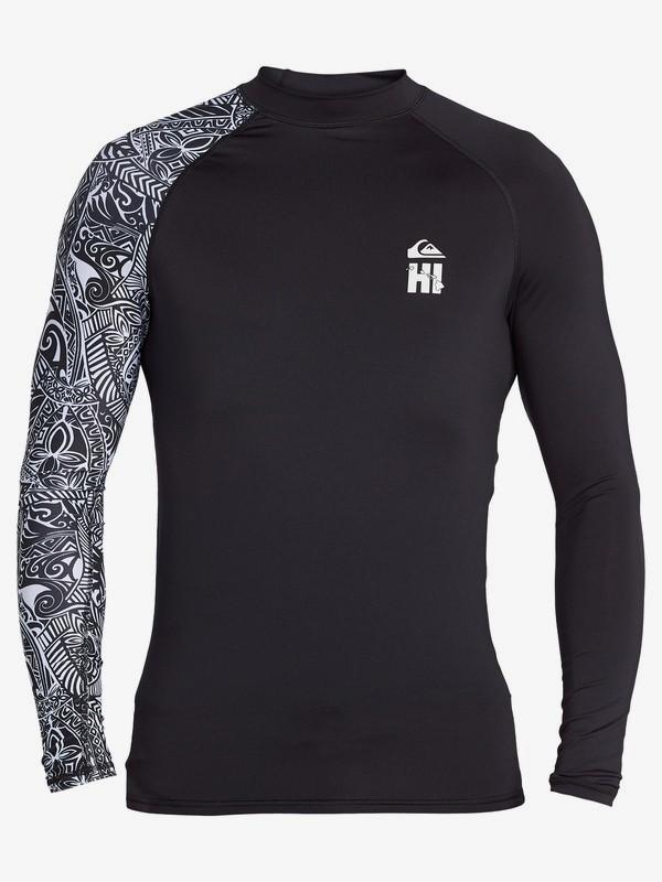 Ma Kai - Long Sleeve UPF 50 Rash Vest for Men  EQYWR03245