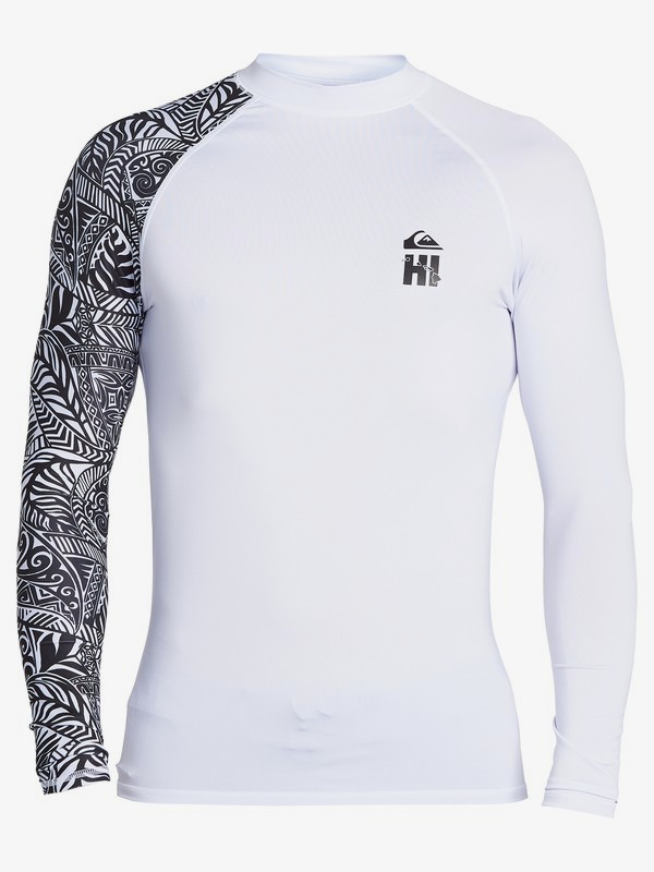 Ma Kai - Long Sleeve UPF 50 Rash Vest for Men  EQYWR03245