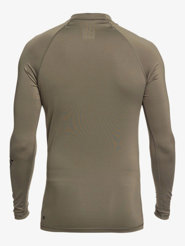 All Time - Long Sleeve UPF 50 Rash Vest for Men  EQYWR03257
