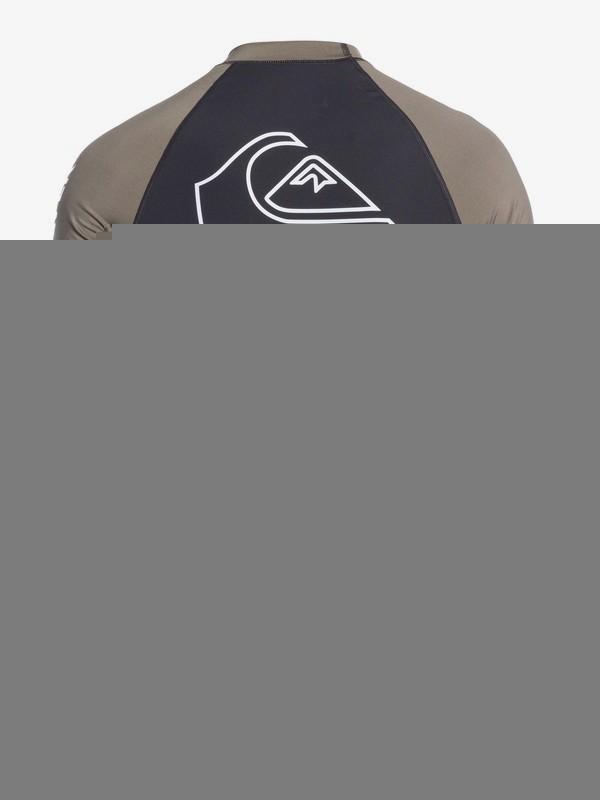 On Tour - Short Sleeve UPF 50 Rash Vest for Men  EQYWR03261