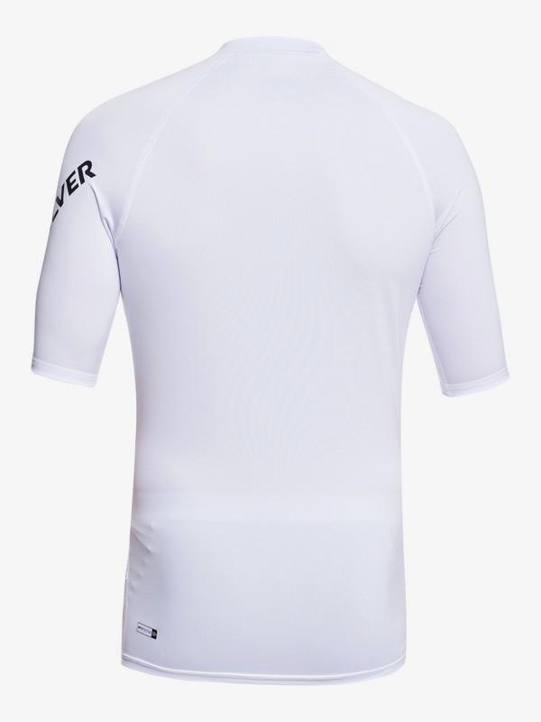 All Time - Short Sleeve UPF 50 Rash Vest for Men  EQYWR03276