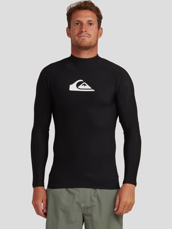 Heater - Long Sleeve UPF 50 Rash Vest for Men  EQYWR03308