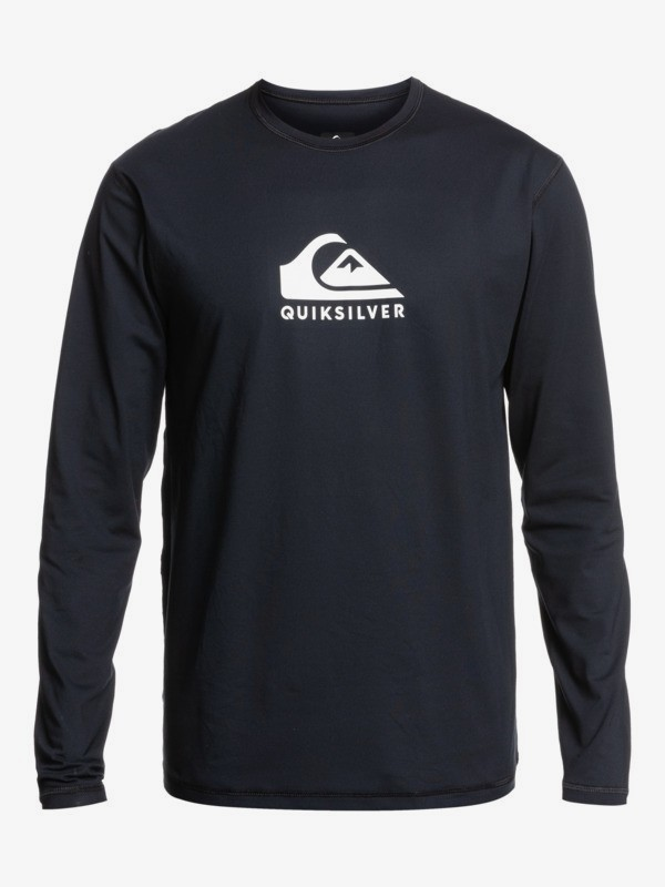 Solid Streak - Long Sleeve UPF 50 Surf T-Shirt for Men  EQYWR03311