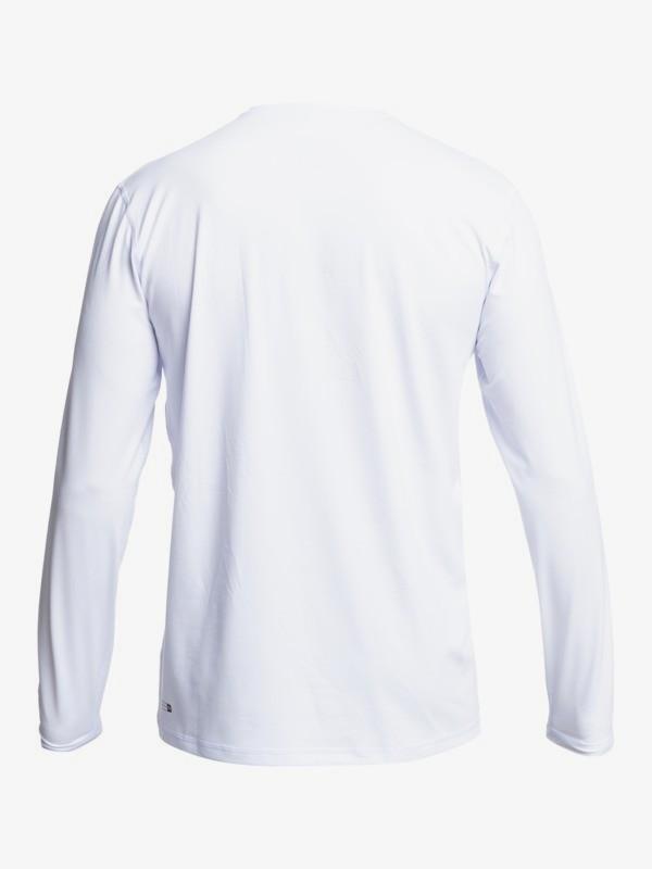 Solid Streak - Long Sleeve UPF 50 Surf T-Shirt for Men  EQYWR03311