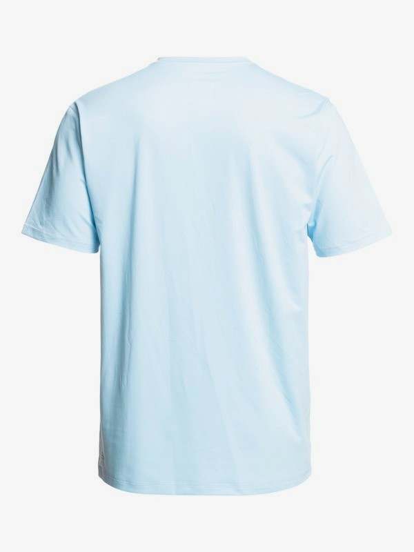 Solid Streak - Short Sleeve UPF 50 Surf T-Shirt for Men  EQYWR03313