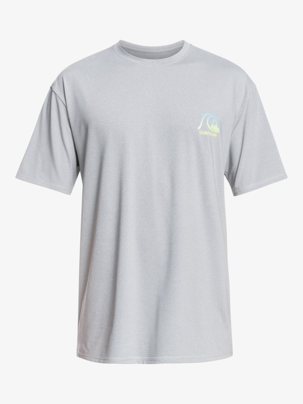 Heritage Heather - Short Sleeve UPF 50 Surf T-Shirt for Men  EQYWR03321