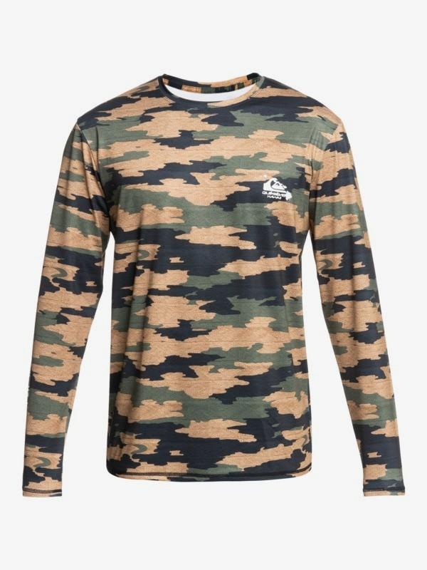 Hawaii Homegrown - Long Sleeve UPF 50 Surf T-Shirt for Men  EQYWR03323