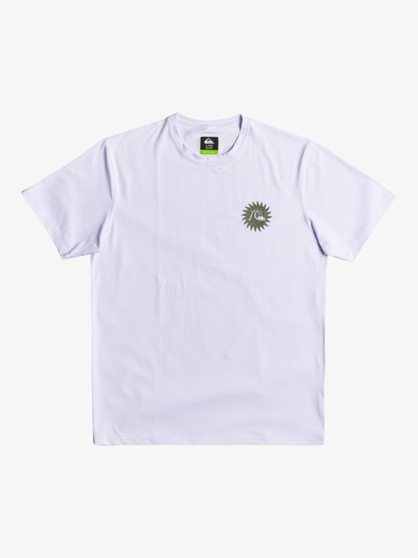 Rookie Surf - Recycled Short Sleeve UPF 50 Surf T-Shirt for Men  EQYWR03338