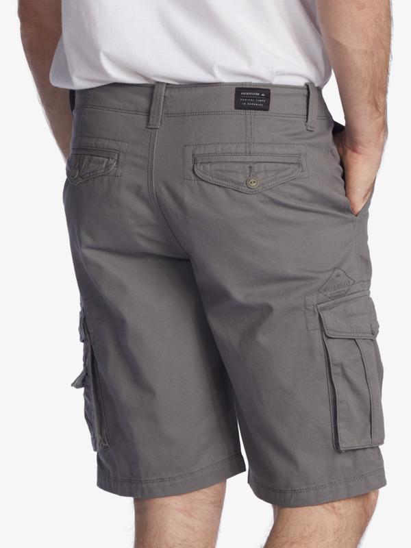 """Crucial Battle 21"""" - Cargo Shorts for Men  EQYWS03456"""