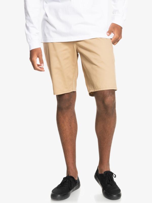 "Everyday 20"" - Chino Shorts for Men  EQYWS03468"