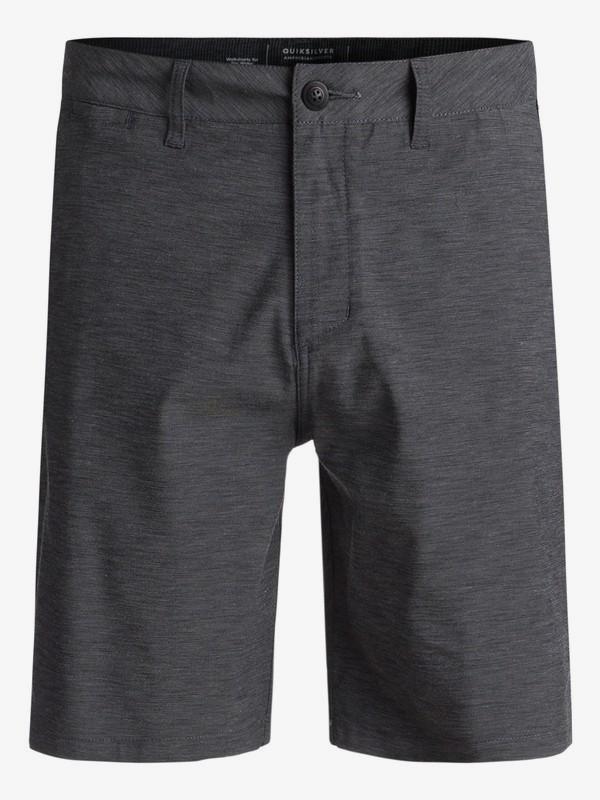 "Union Heather 20"" - Amphibian Board Shorts for Men  EQYWS03488"