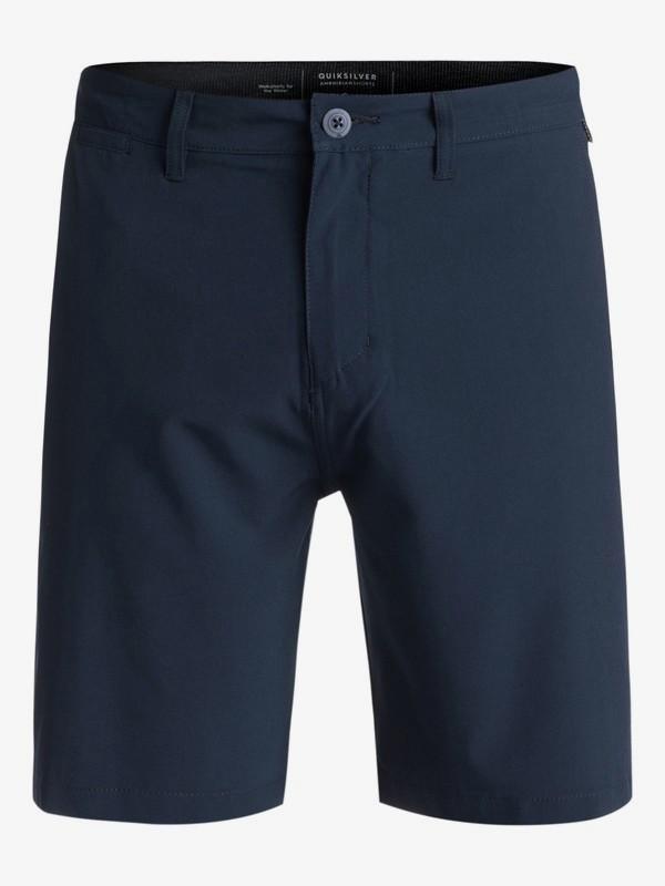 "Union 19"" - Amphibian Board Shorts for Men EQYWS03492"
