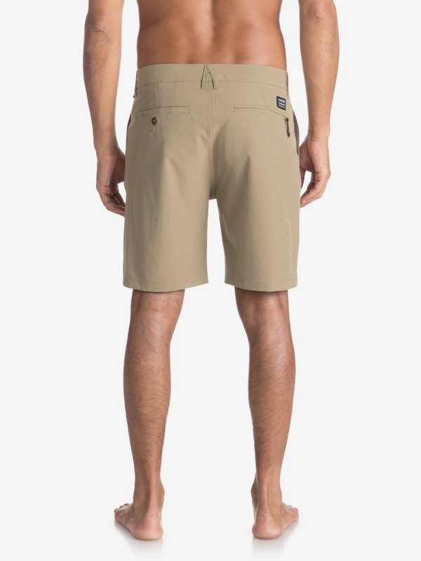 "Union 19"" - Amphibian Board Shorts for Men  EQYWS03492"