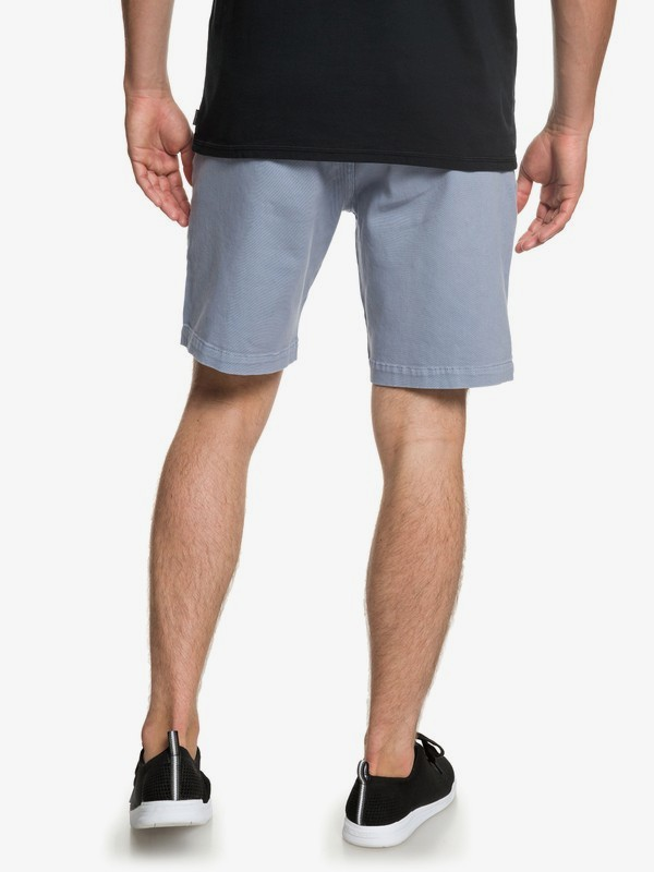 "Twist Of Shadows 19"" - Shorts for Men  EQYWS03567"