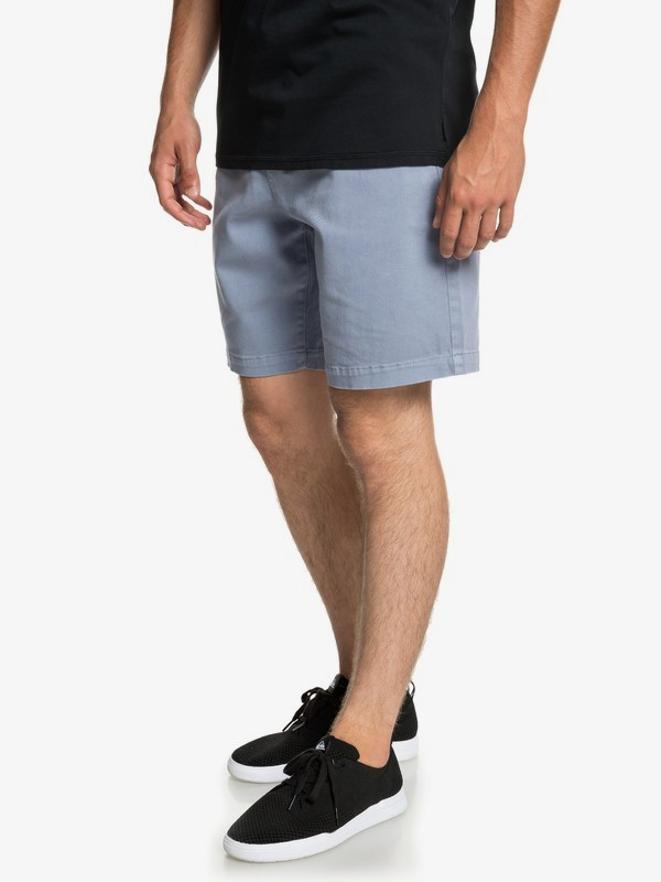 "0 Twist Of Shadows 19"" - Shorts for Men Blue EQYWS03567 Quiksilver"