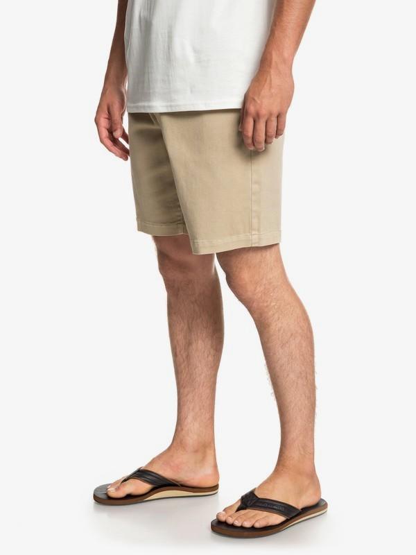 "Twist Of Shadows 19"" - Shorts for Men EQYWS03567"