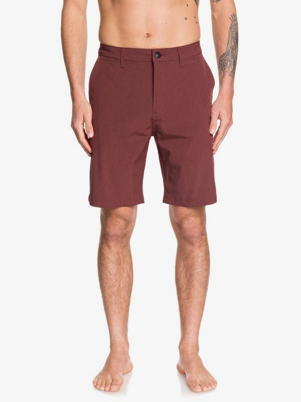 "Union Heather 20"" - Amphibian Board Shorts for Men  EQYWS03583"