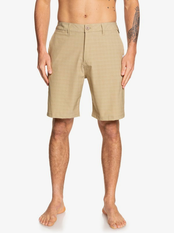 "Union Ripstop 20"" - Amphibian Board Shorts for Men  EQYWS03586"