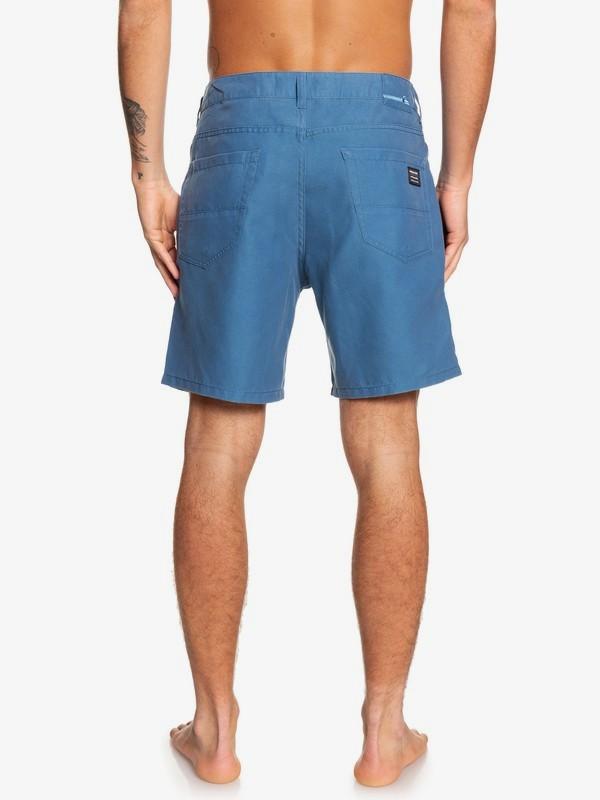 "Nelson Surfwash 18"" - Amphibian Board Shorts for Men EQYWS03590"