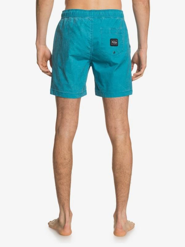 """Taxer 17"""" - Elasticated Shorts for Men  EQYWS03610"""