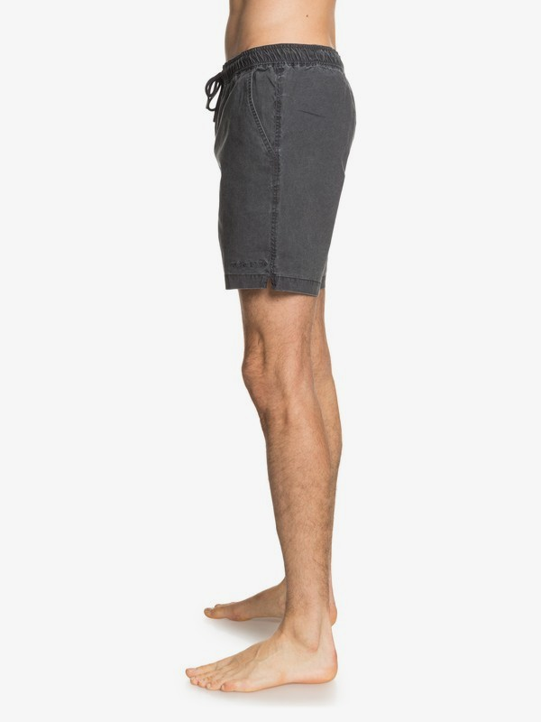 "Taxer 17"" - Elasticated Shorts for Men  EQYWS03610"