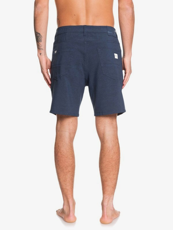 "Nelson 18"" - Amphibian Board Shorts for Men  EQYWS03621"