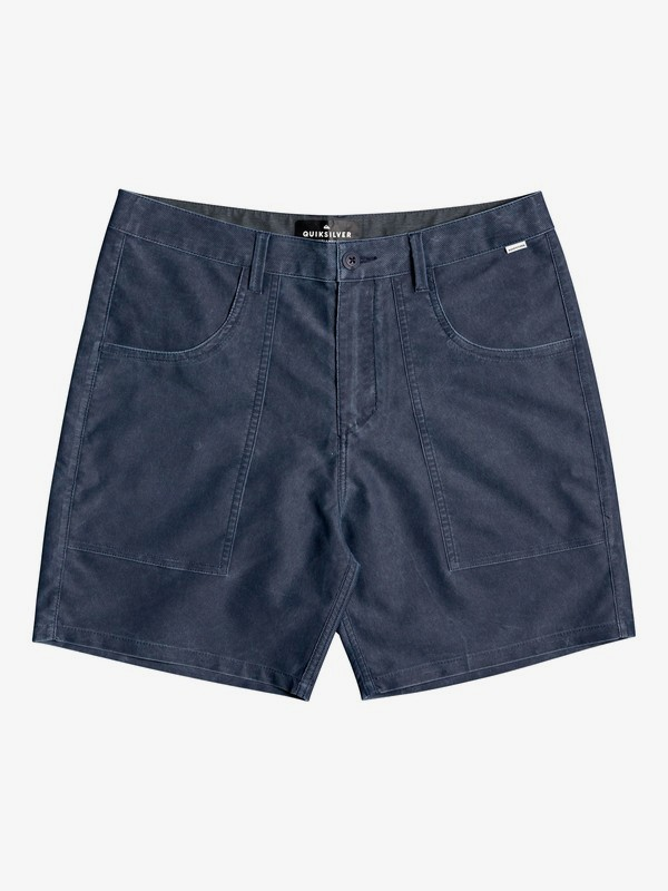 "0 Surfwash 18"" - Amphibian Board Shorts for Men Blue EQYWS03623 Quiksilver"