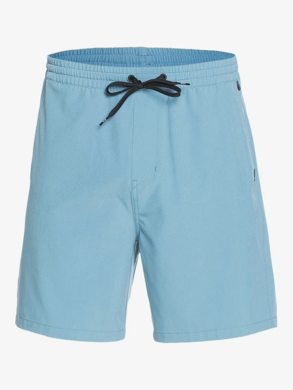 "Union Elastic 18"" - Amphibian Board Shorts for Men  EQYWS03649"