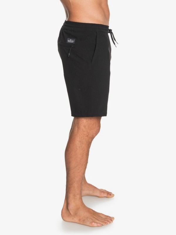 "Union Elastic 18"" - Amphibian Board Shorts for Men  EQYWS03649"