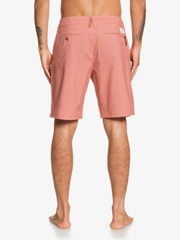 "Union Heather 20"" - Amphibian Board Shorts for Men  EQYWS03653"