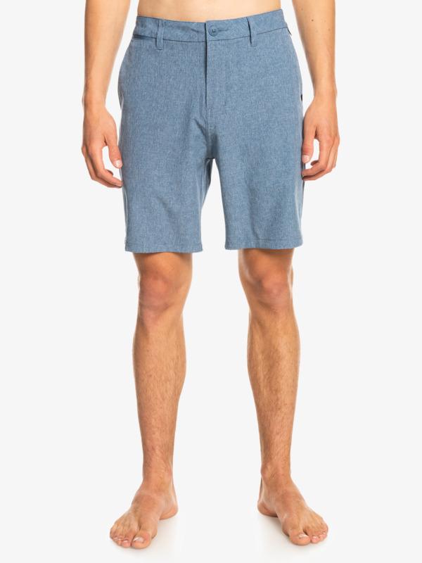 "Union Heather 19"" - Amphibian Board Shorts for Men  EQYWS03654"