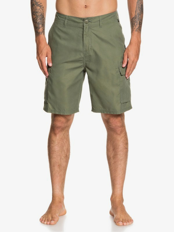 "Rogue Surfwash 20"" - Amphibian Board Shorts  EQYWS03657"