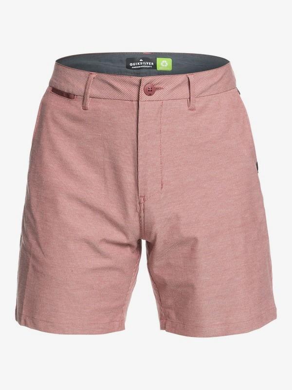 "Union Pinstripe 19"" - Amphibian Board Shorts for Men  EQYWS03666"