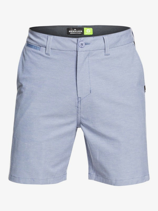 "Union Pinstripe 19"" - Amphibian Board Shorts for Men  EQYWS03666"