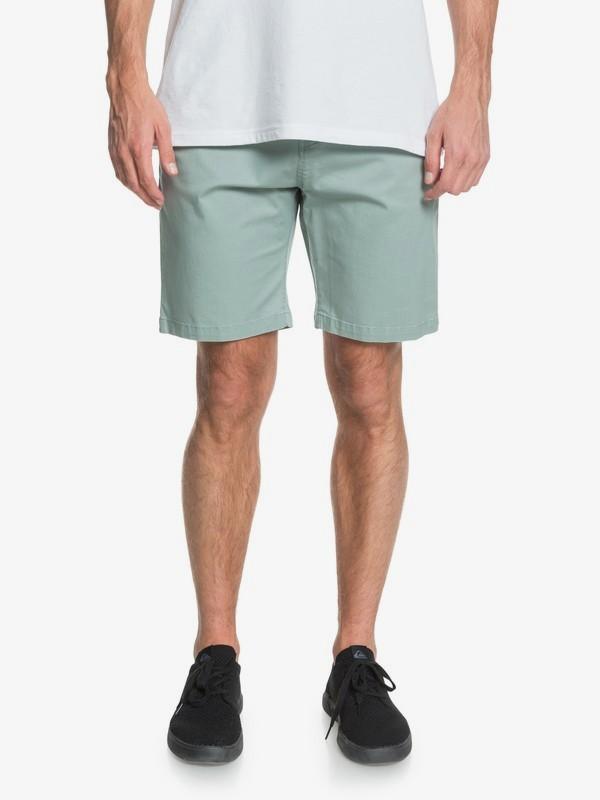 "Major Light 19"" - Chino Shorts for Men  EQYWS03670"