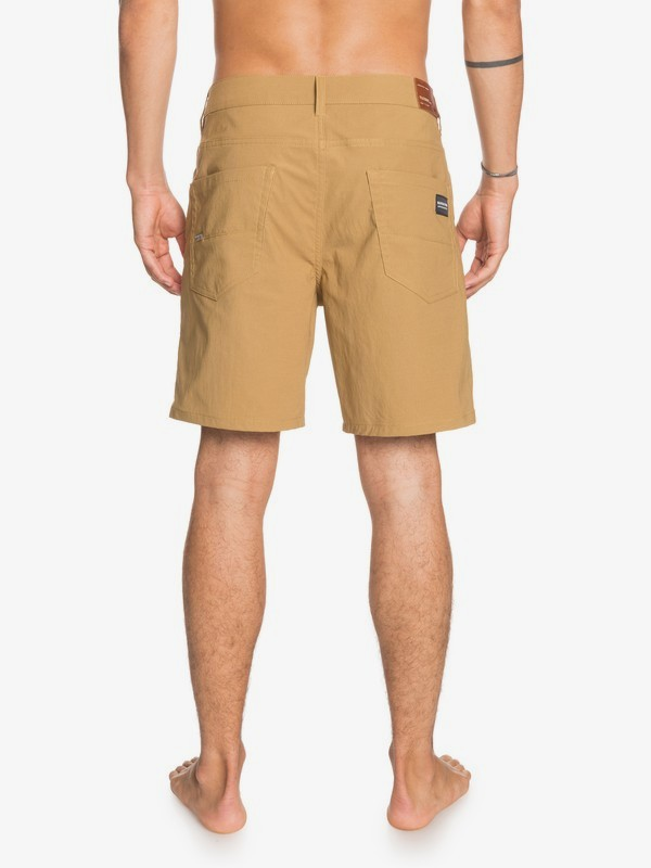 "Nelson Drytwill 18"" - Amphibian Board Shorts for Men  EQYWS03691"