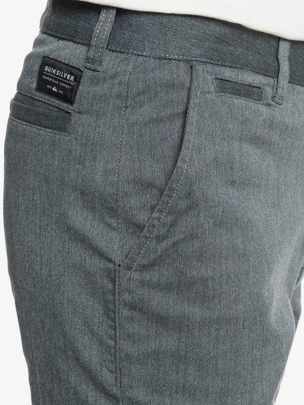 "Everyday Union Stretch 20"" - Chino Pocket Shorts for Men  EQYWS03698"