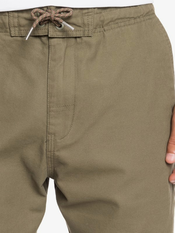 Micro Tropic - Straight Fit Shorts for Men  EQYWS03700