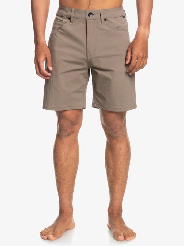 "Nelson Drytwill 18"" - Amphibian Board Shorts for Men  EQYWS03724"