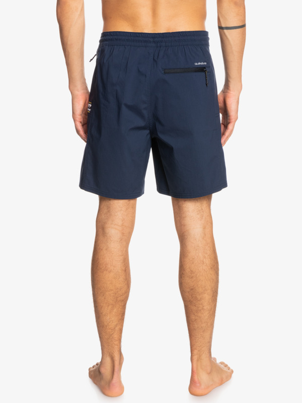 "High Point Motion 17"" - Hybrid Board Shorts for Men  EQYWS03739"