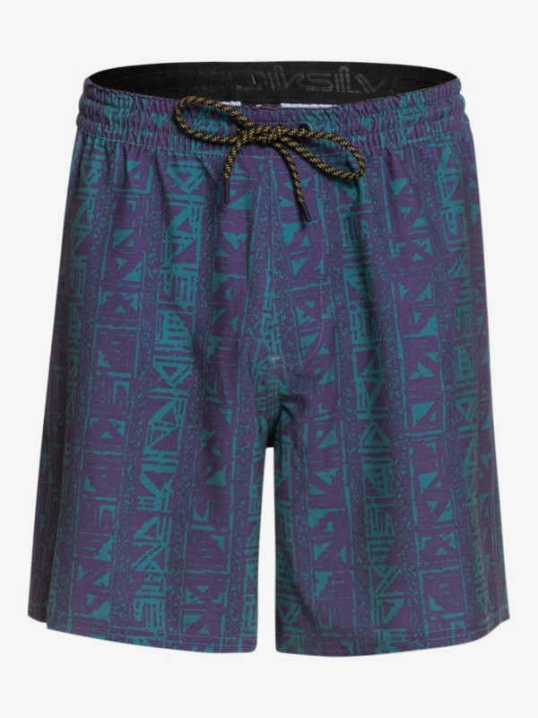"High Point Motion 17"" - Hybrid Board Shorts for Men  EQYWS03743"