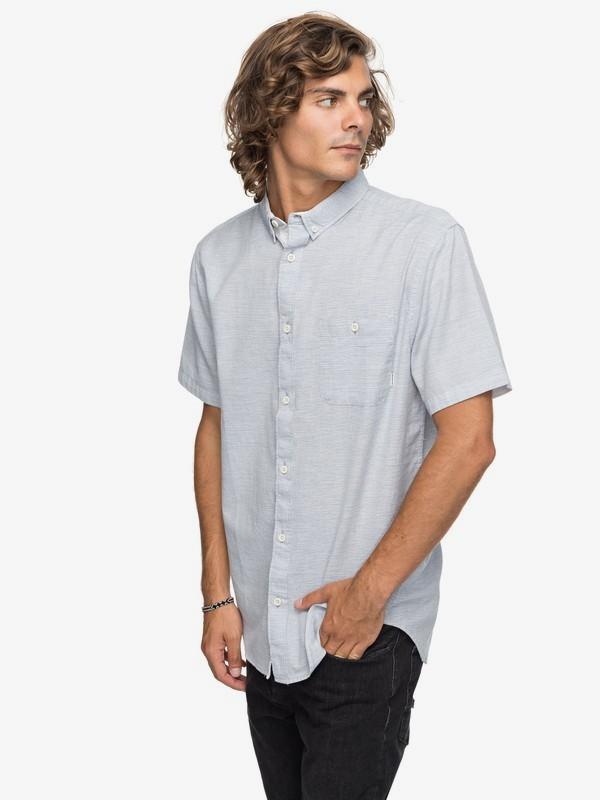Waterfalls Update - Short Sleeve Shirt for Men EQYWT03629