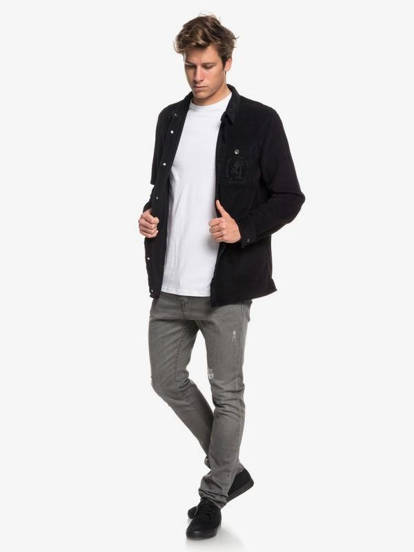 Rebun Cord - Long Sleeve Shirt for Men EQYWT03702