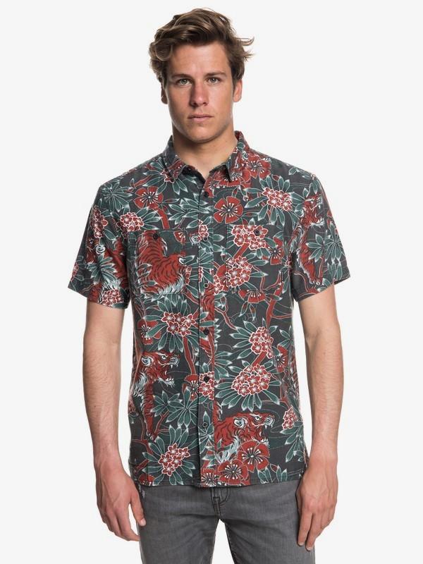 Silent Fury - Short Sleeve Shirt for Men  EQYWT03729