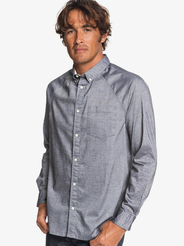 Agora - Long Sleeve Shirt for Men  EQYWT03807