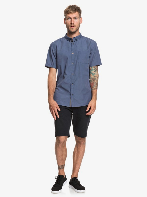 Valley Groove - Short Sleeve Shirt for Men  EQYWT03809