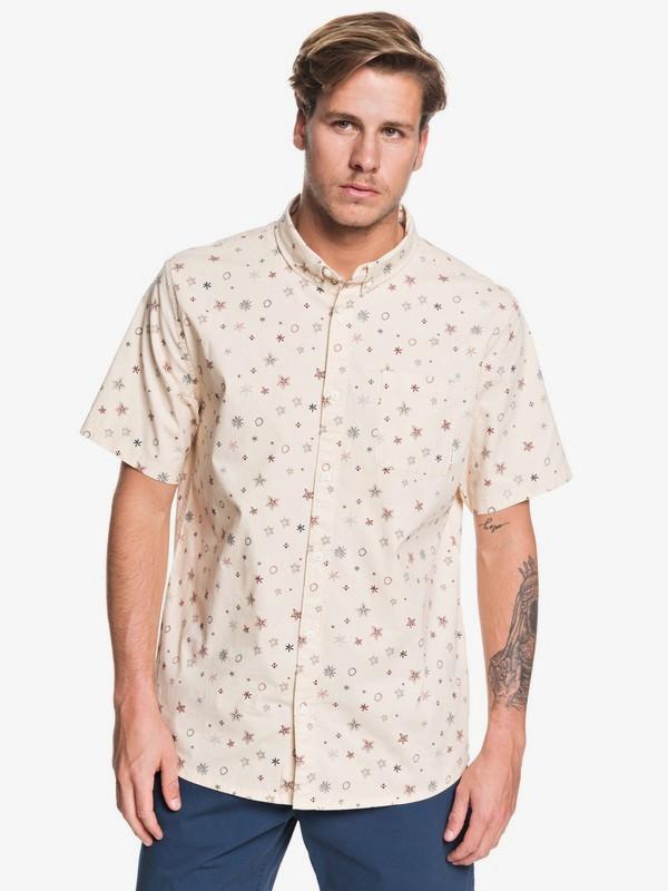 Ditsy - Short Sleeve Shirt for Men  EQYWT03858